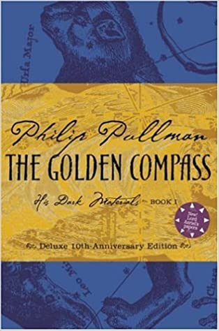 Image result for the golden compass book 10th anniversary edition
