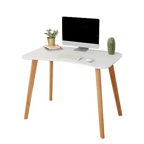 Amazon.com: Virod-Home Office Desks Simple Computer Desk ...