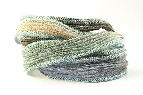 Review Mediterranean Bliss Handmade Silk