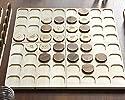 つながるおもちゃ KiTAS(きたす)木製のおもちゃ「リバーシ」