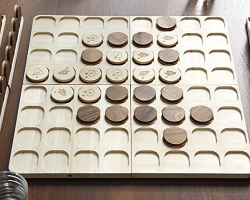 柔らかい B01B145XZAつながるおもちゃ KiTAS(きたす)木製のおもちゃ「リバーシ」 B01B145XZA, DREAMY:aea0185b --- arianechie.dominiotemporario.com