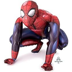 Marvel's Spiderman Air Walker 36 Inch Foil Balloon