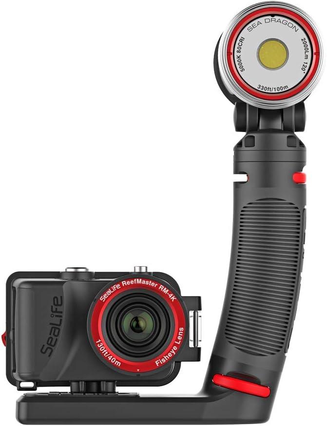 Sealife Reefmaster Rm 4k Pro 1500 Set Camera Photo