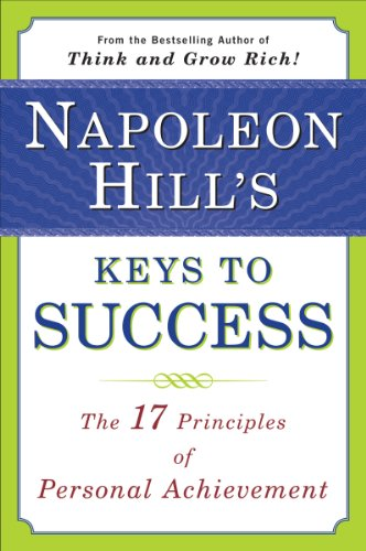 Amazon napoleon hills keys to success the 17 principles of napoleon hills keys to success the 17 principles of personal achievement by hill fandeluxe Images