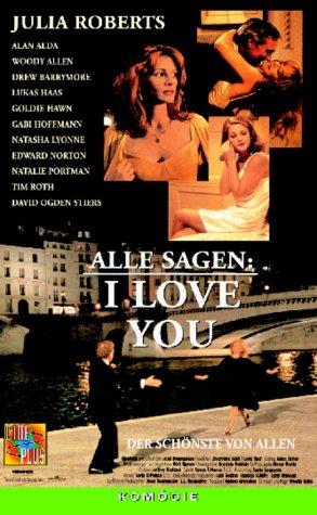Alle sagen: I Love You: Amazon.de: Alan Alda, Woody Allen