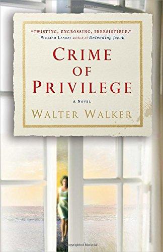 Crime of Privilege: A Novel Cape Cod House Kit