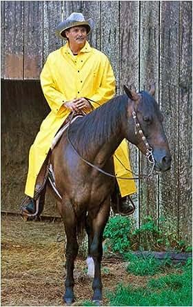 Rain Coat For Horse Back Riding