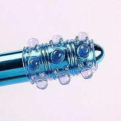 Guaina anello pene, elastico e riutilizzabile vibrazione clititoride, giocattolo del sesso per il maschio, prodotti adulti sesso
