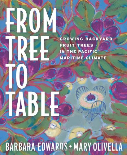 From Tree to Table: Growing Backyard Fruit Trees in the Pacific Maritime ()