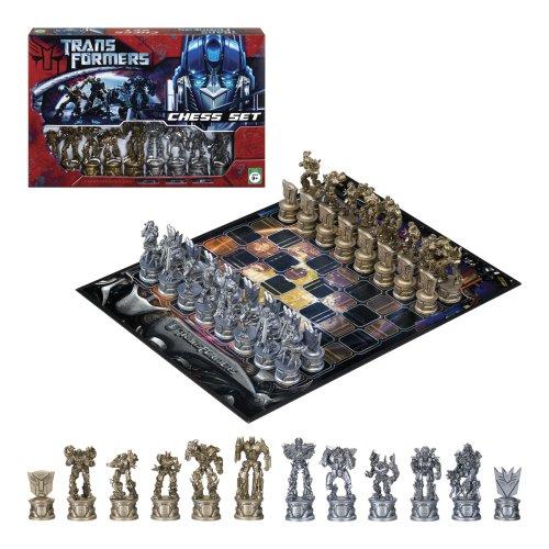 Hasbro Transformers Chess Set (Rings Chess Set)