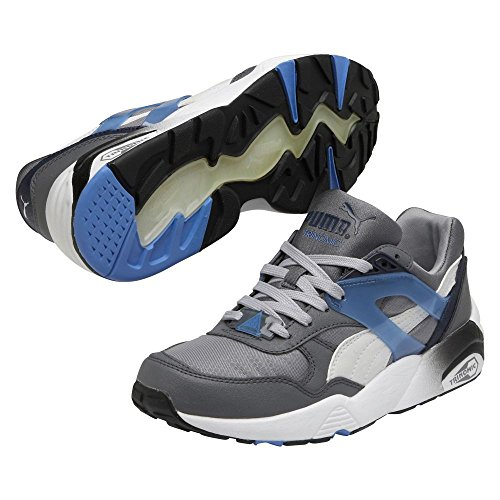Puma Steel white Sneaker Mesh Gray R698 OwqvHxO8p