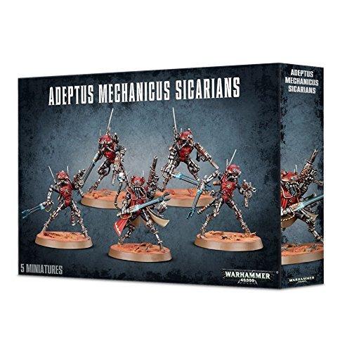 Price comparison product image Adeptus Mechanicus Sicarians Infiltrators Warhammer 40