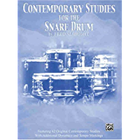 Contemporary Studies for the Snare Drum book cover