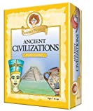 Professor Noggin's Ancient Civilizations - A Educational Trivia Based Card Game For Kids - Ages 7+