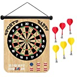 sxs boy - Sports Home Life and Shows Magnetic Dart Board Safe Precision Darts, Best Gift for Boys & Girls, Great Classic Game the Whole Family can Enjoy - Play in Teams or Solo, Simple & Easy to Install