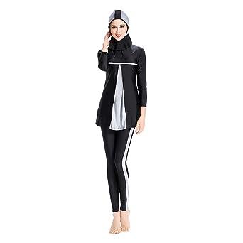 Pingtr - Muslim Women Swimwear - Bademode + Bademode + Hijab