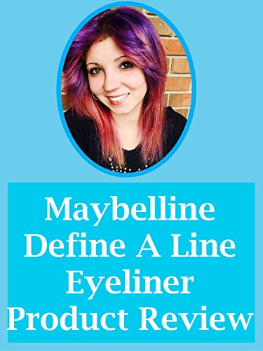Maybelline Define-A-Line Eyeliner Product (Features Product Line)