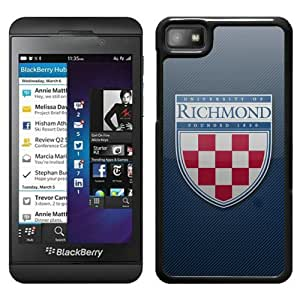 NCAA Richmond Spiders 6 Black Popular Custom Design Blackberry Z10 Phone Case