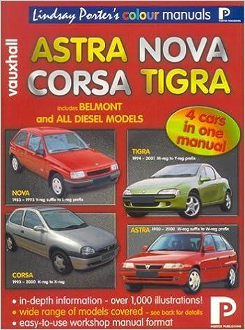 corsa 57 workshop manual