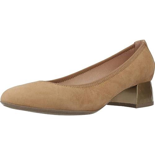 Zapatos Bailarina para Mujer, Color (Natural), Marca