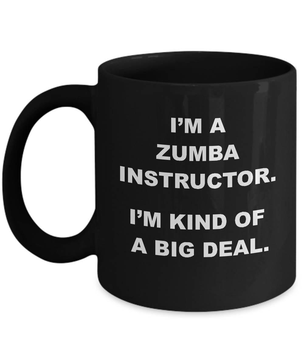 Amazon Gantee Big Deal Zumba Instructor Mug Gifts For Zumba