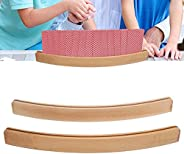 Playing Card Holder, Curved Design Playing Card Rack for Fixed Card for People with Arthritis