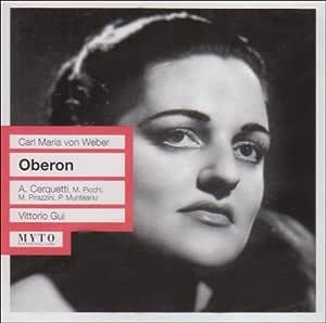 Weber Oberon