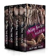Holiday Reverse Harem Box Set: A Bad Boys Thanksgiving and Christmas Holiday Set (Box Set Extravaganza Book 11)