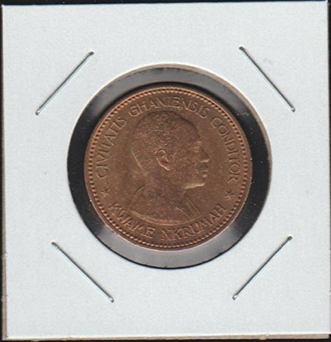 1958 GH Bush Drums Penny Choice Uncirculated