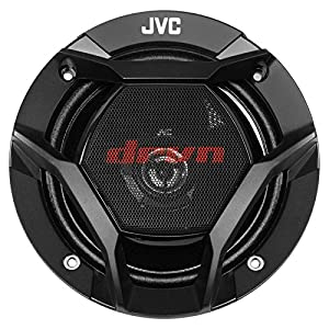 "Car Speaker Package Of 2 Pairs of JVC CS-DR620 DR Sereis 6.5"" Inch 300 Watt 2-Way Upgarde Audio Stereo Coaxial Speakers Bundle Combo With Enrock 50 Foot 16 Guage Speaker Wire"