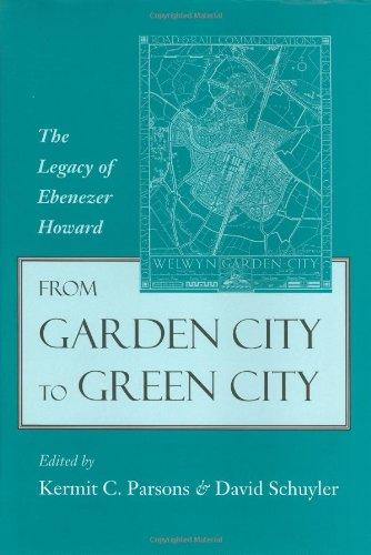 Cheap  From Garden City to Green City: The Legacy of Ebenezer Howard