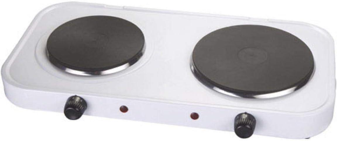 PAPILLON 8140205 Hornillo Electrico 2 Placas 2500 W