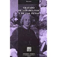 Tratado De Los Delitos Y De Las Penas (portada puede variar)