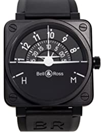 Bell and Ross Aviation BR01 Flight Instruments Men's Watch BR01-TURN-COORDINATO