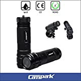 Campark Waterproof Camera 120 Degrees Wide Angle Lens 720p Hands-free HD Camcorder DVR Outdoor Bicycle Helmet Sports DV Action Moto Skiing Hunting Diving Camera Kit