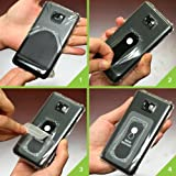 iOttie Waterproof Skin Case for Samsung Galaxy S4 - Retail Packaging - Clear