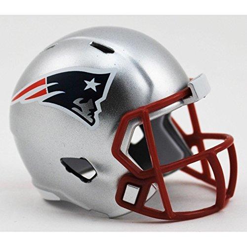 New England Patriots Nfl Helmet - 7