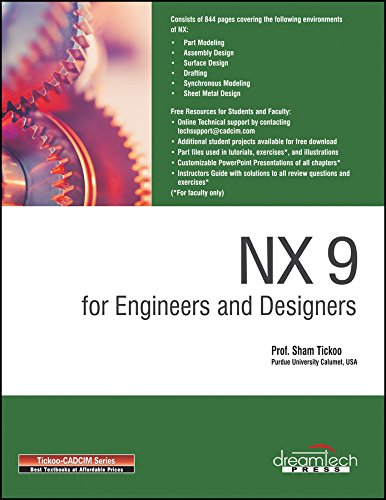 Nx 9 For Engineers And Designers