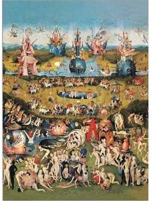 Ediciones Ricordi 5801N16057A-Artstones EL JARDÍN DE Las DELICIAS Bosch Pieza de 1.000 Rompecabezas: Amazon.es: Juguetes y juegos