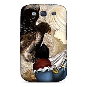 New Customized Design For Galaxy S3 Cases Comfortable For Lovers And Friends For Christmas Gifts