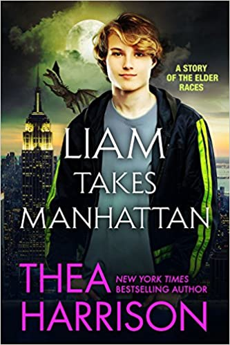 Liam Takes Manhattan by Thea Harrison