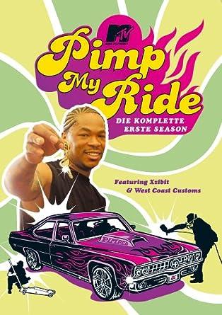 Pimp My Ride Die Komplette Erste Season 3 Dvds Amazonde Bruce