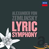 Zemlinsky Lyric Symphony