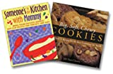 img - for Van Cleave/Magee Mommy's Little Helper Family-Fun Cookbooks Two-Book Bundle (Big Soft Chewy Cookies, Someone's in the Kitchen with Mommy) book / textbook / text book