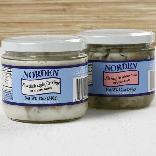 Norden Herring - Wine Sauce (1.012 pound)