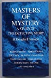 img - for Masters of Mystery: A Study of the Detective Story book / textbook / text book