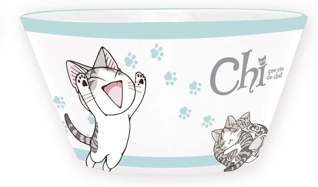Chi's Sweet Home - Chi and Friends Ceramic Bowl (16 oz.)