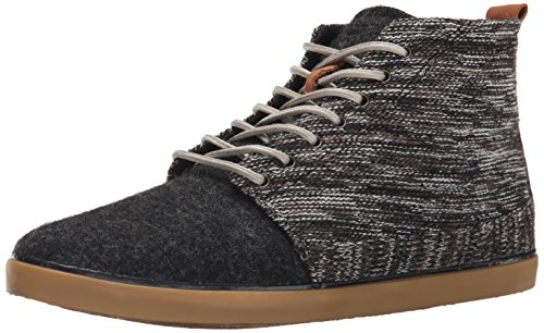 ReefR8875 Black Mujer Zapatos Derby Heathered pSS4Yvq6