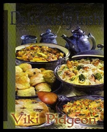 Download Deliciously Irish: A Collection of Recipes from the Hosts and Chefs of Ireland pdf