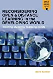 img - for Reconsidering Open and Distance Learning in the Developing World: Meeting Students' Learning Needs (The Open and Flexible Learning Series) by David Kember (2007-06-14) book / textbook / text book